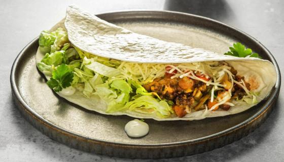 Wrap met chili