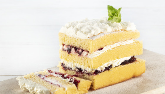 Van cake naar schnitt